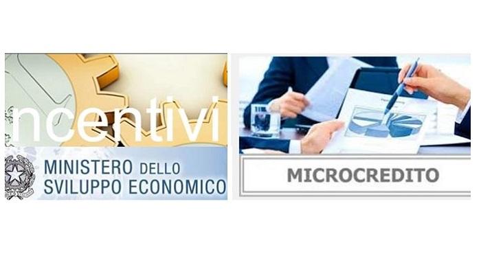 INCENTIVI – 56 milioni di euro a disposizione per nuove aziende e microcredito