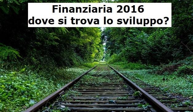 FINANZIARIA SARDEGNA 2016 – Per le imprese sarde molti sacrifici, poche scelte strategiche di sviluppo