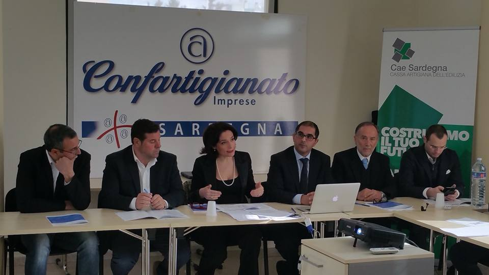 Rating sardegna una legislatura lontana dalle imprese for Attuale legislatura