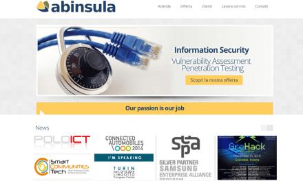 Abinsula premiata come migliore startup dell'anno