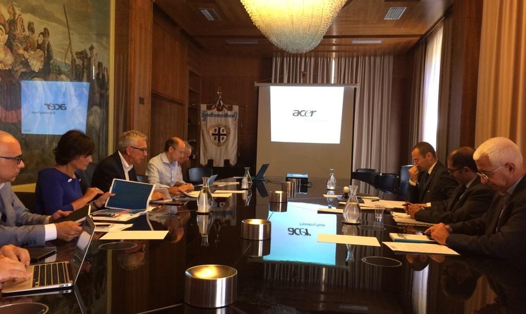 Manifattura 4.0 – al via un percorso comune con la Regione Sardegna
