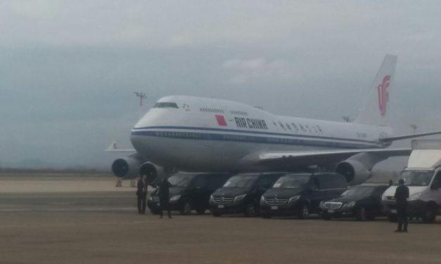TRASPORTI-AUTOBUS–Le imprese artigiane del Sud Sardegna hanno accompagnato Presidente Cina nella visita nell'isola