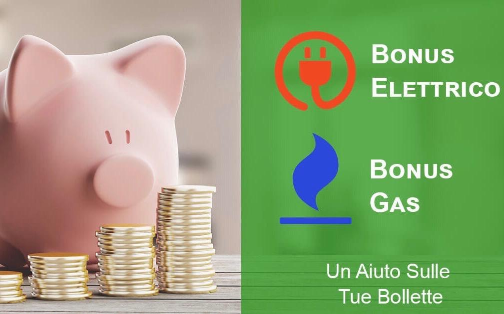 BONUS ENERGIA ELETTRICA-GAS – Anche per il 2017 sconti per le famiglie in difficoltà