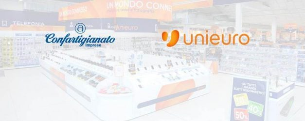 Convenzione Confartigianato Sardegna e UNIEURO – Sconti dal 3% al 12%.
