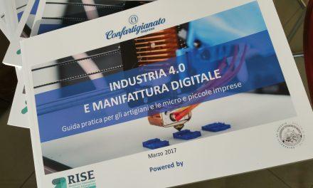 MANIFATTURA DIGITALE E INDUSTRIA 4.0-GUIDA PRATICA PER GLI ARTIGIANI E LE MICRO E PICCOLE IMPRESE