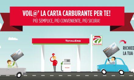 TOTAL ERG-SCONTI SULL'ACQUISTO CARBURANTE-CONVENZIONE CONFARTIGIANATO