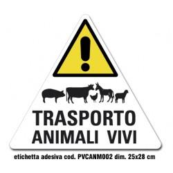AUTOTRASPORTO – Trasporto animali vivi, a Ozieri (SS) un corso di Confartigianato Sardegna per la formazione degli addetti del settore.