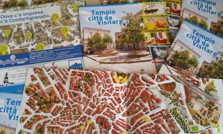 GALLURA-15mila brochure per far conoscere i prodotti tipici e le attività produttive di Tempio, in distribuzione in tutto il nord est dell'Isola.