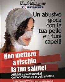 """CONTRAFFAZIONE-Confartigianato Sud Sardegna presenta i dati di """"Tutelami"""",la campagna dell'Associazione contro abusivismo e lavoro nero"""