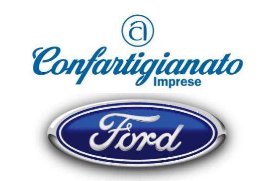 Convenzione Confartigianato–FORD Italia per gli associati CONFARTIGIANATO in Sardegna