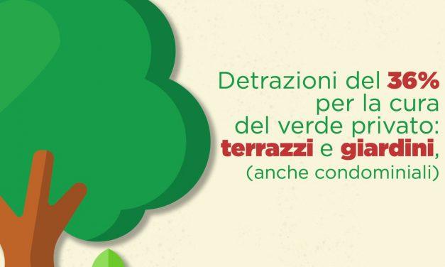 """IMPRESE DEL VERDE E """"BONUS 2018"""" – In Sardegna oltre 1.500 imprese e 1400 addetti. Dal 2018 attivo il """"bonus verde"""" per la detrazione al 36% delle spese per giardini, terrazzi e balconi."""