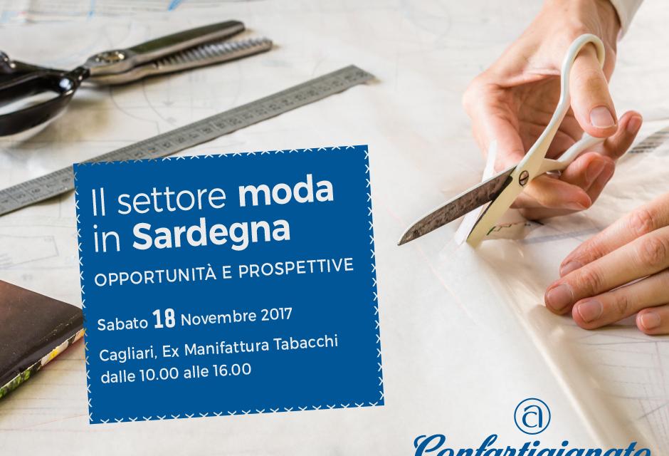 """MODA–A Cagliari gli """"stati generali"""" delle imprese della moda della Sardegna-1700 realtà coinvolte"""