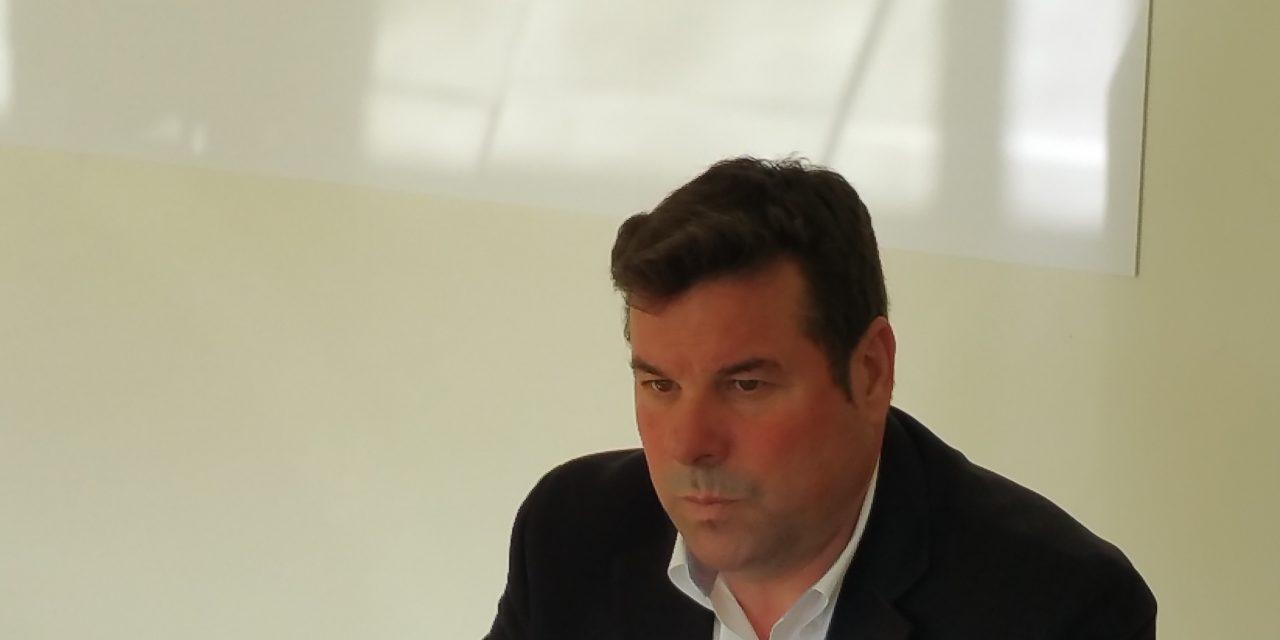 """GALLURA-Giacomo Meloni, Presidente Confartigianato Gallura""""Vogliamo la nostra autonomia: riprendiamoci la provincia""""."""