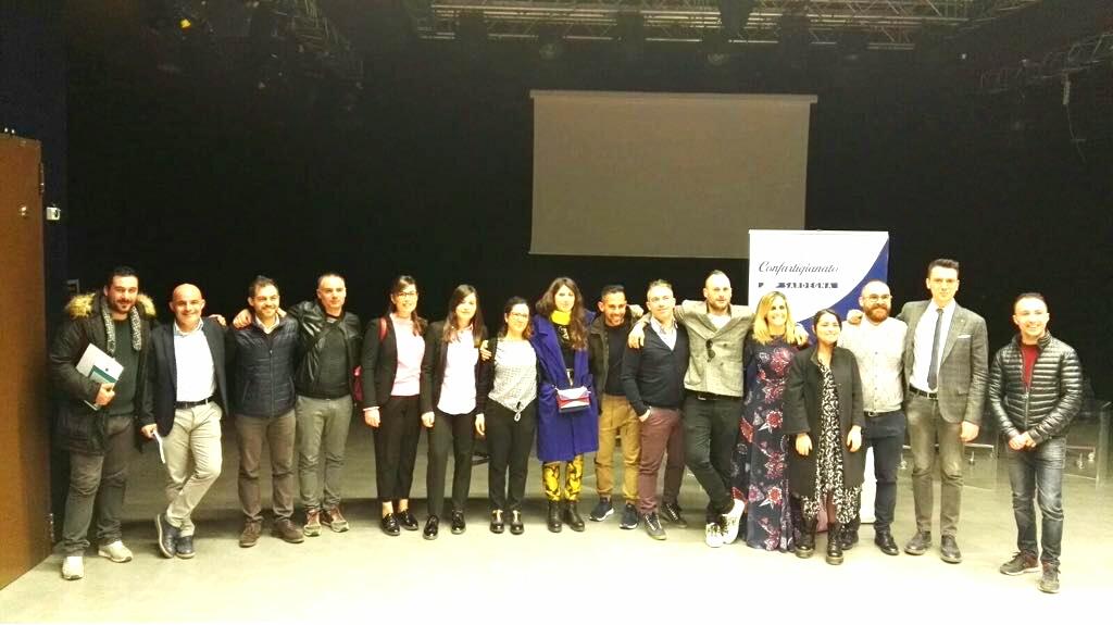 GIOVANI IMPRENDITORI SUD SARDEGNA-50 giovani artigiani da Bolzano a Cagliari per creare ponti imprenditoriali