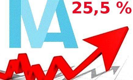 AUMENTO IVA–Senza Governo in arrivo una valanga da 31 miliardi