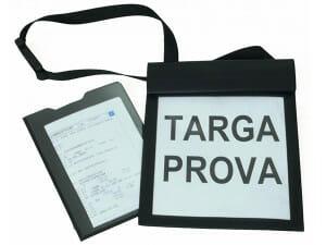 """TARGHE PROVA–Stop, per ora, alle sanzioni per i veicoli circolanti con le targhe """"prova"""". In Sardegna a rischio multa 3.023 imprese dell'autoriparazione."""