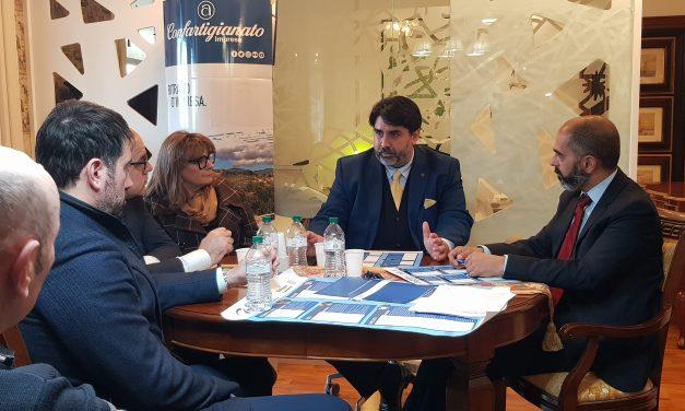 ELEZIONI REGIONALI – Gli auguri di Confartigianato Sardegna al neo Presidente della Regione, Christian Solinas.