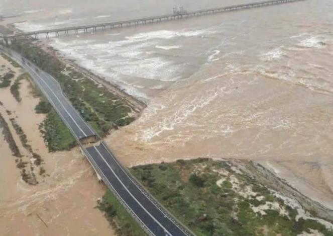 DISSESTO IDROGEOLOGICO–In Sardegna oltre 2.300 chilometri quadrati di territorio a rischio frane e alluvioni.