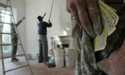 LAVORO SOMMERSO–In Sardegna 23mila imprese artigiane sotto attacco del lavoro sommerso: per ogni lavoratore regolare c'è un addetto e mezzo sconosciuto allo Stato.