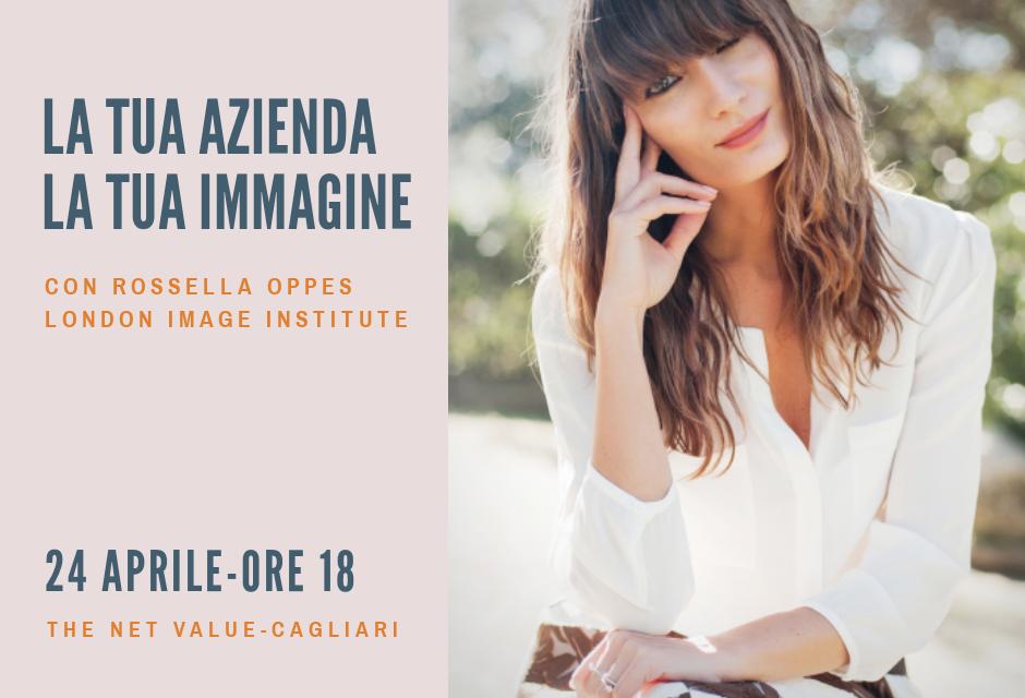 """BRAND AZIENDALE–A lezione di """"immagine"""" per battere la concorrenza e vendere di più. A Cagliari il 24 aprile"""