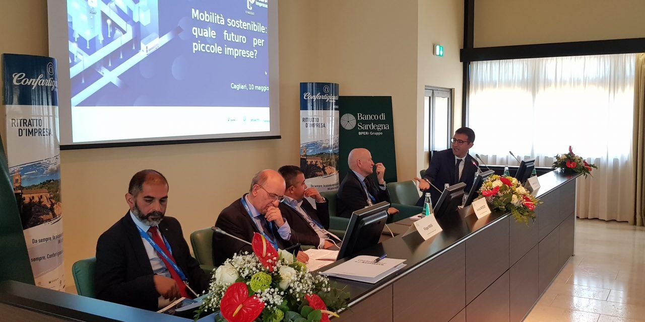 CONVEGNO MOBILITA' SOSTENIBILE – A Cagliari il Sud che si mette in gioco e vuole crescere. Oltre 150 tra esperti, imprese e Istituzioni a confronto