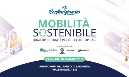CONVEGNO MOBILITA' SOSTENIBILE–A Cagliari l'appuntamento nazionale sulle nuove tecnologie legate a mobilità, veicoli intelligenti, logistica avanzata e smart city.