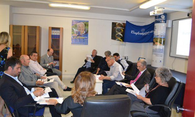 SASSARI-Confartigianato ha incontrato i candidati a Sindaco-Tra le richieste il rilancio dell'economia artigiana e delle piccole imprese cittadine
