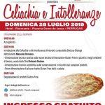 PERFUGAS (SS)-Celiachia e intolleranze senza segreti – Domenica 28 iniziativa di Pizzaker's e Confartigianato Gallura