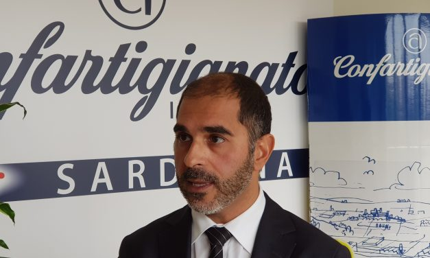 NEWS+++Stefano Mameli lascia Confartigianato Sardegna.