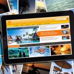 TURISMO–Crescono i viaggi in Sardegna prenotati via internet ma la percentuale è ancora bassa: il 15,3%.