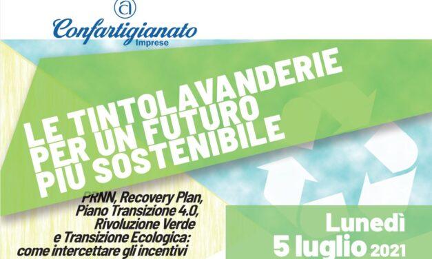 LAVANDERIE – webinar di Confartigianato sul futuro sostenibile delle tintolavanderie E SUGLI INCENTIVI