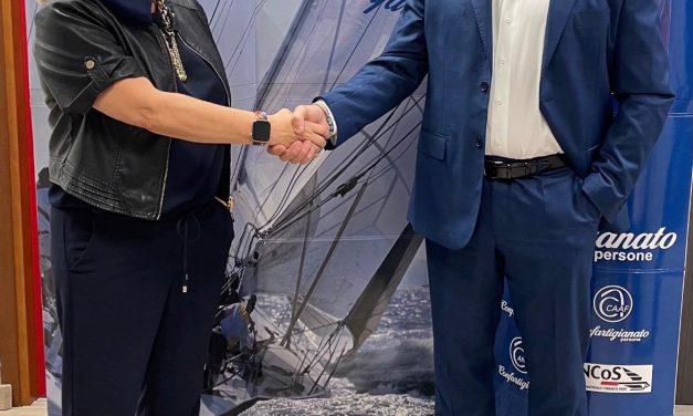 Marco Rau nuovo Presidente Provinciale di Confartigianato Sassari: guiderà l'Associazione nel prossimo quadriennio.